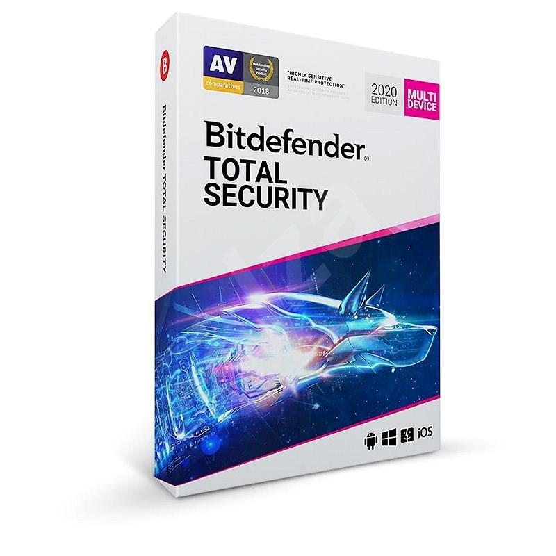 Bitdefender Total Security 10 dispositivos por 4 años