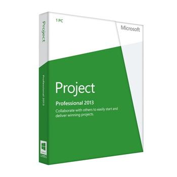 Licencia Project Pro 2013