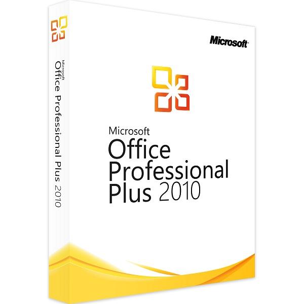 Licencia Office 2010 Professional Plus