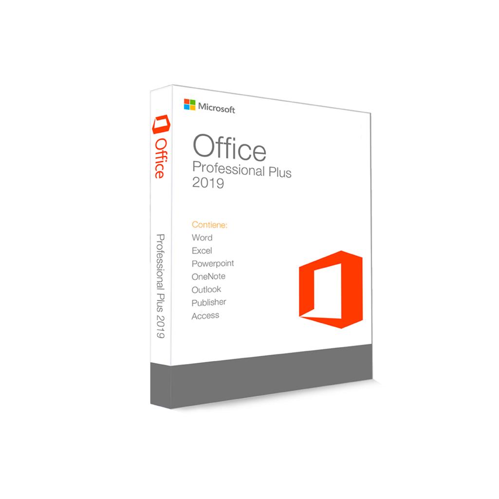 Office 2019 Professional Plus 5 Dispositivos