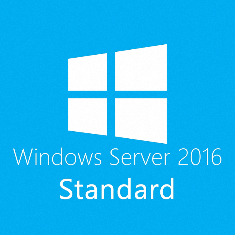 Licencia Windows Server 2016 Standard